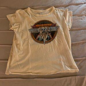 Van Halen shirt
